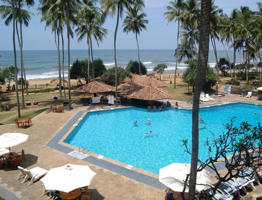 Tangerine beach hotel - пляж
