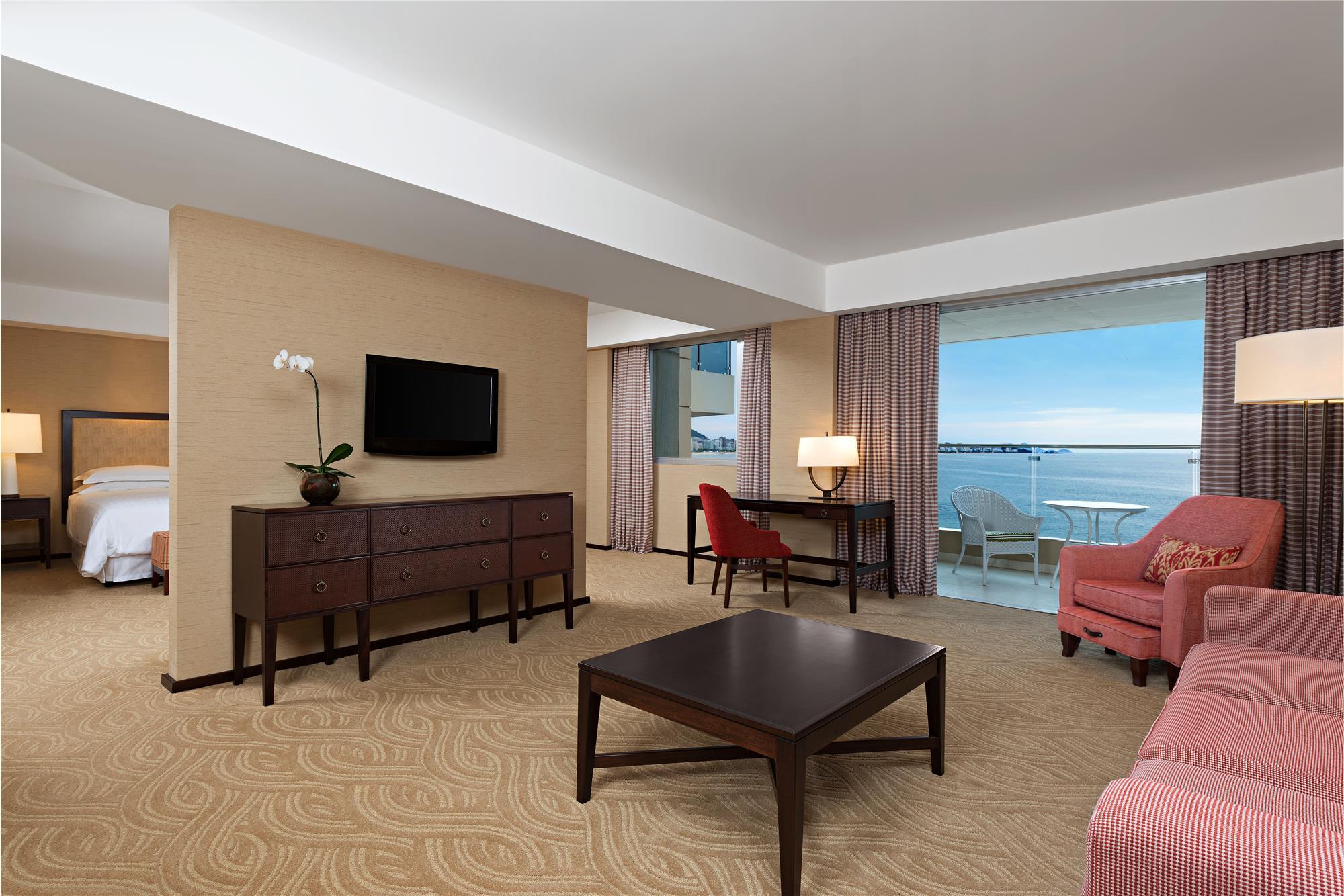 Sheraton Grand Rio Hotel amp Resort reserve um Resort na